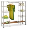"Honey Can Do 16.26"" Deep Freestanding Steel Closet"