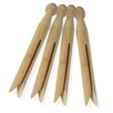 96 Pack Traditional Clothes Pin (Set of 3)