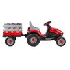 <strong>Peg Perego</strong> Case IH Lil Tractor and Trailer