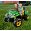 Peg Perego John Deere Gator XUV 12V Battery Powered Jeep