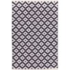 Dash and Albert Rugs Samode Navy/White Indoor/Outdoor Area Rug