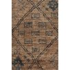Dash and Albert Rugs Zuni Geometric Brown Area Rug
