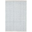 Dash and Albert Rugs Fair Isle Swedish Blue/Ivory Area Rug