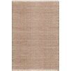Dash and Albert Rugs Herringbone Chocolate Geometric Area Rug
