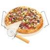 Fox Run Craftsmen 3-Piece Round Pizza Stone Set