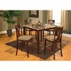<strong>Counter Height 5 Piece Dinette Set</strong> by Hazelwood Home