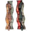 <strong>Hazelwood Home</strong> 2 Piece Abstract Wall Décor Set