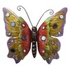 <strong>Butterfly Wall Décor</strong> by Hazelwood Home