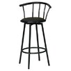 "Hazelwood Home 29"" Swivel Bar Stool"
