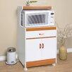 Hazelwood Home Microwave Cart
