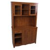 <strong>Oak Hills China Cabinet</strong> by Hazelwood Home