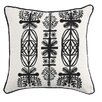 Kreme LLC Screen Print Branches Throw Pillow