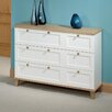 <strong>Chicago 3 Drawer Chest</strong> by Home Zone