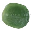 Front Of The House Banana Leaf Placemat (Set of 4)