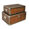 <strong>2 Piece Suitcase Set</strong> by Cheungs