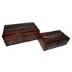 Cheungs 2 Piece Treasure Box Set