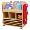 <strong>Big Book Cart</strong> by A+ Child Supply