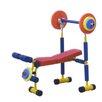 A+ Child Supply Kids Weight Bench