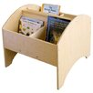 """A+ Child Supply Toddler Arch 21"""" Book Display"""