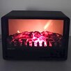 Proman Products Aspen Flame Free Standing Electric Fireplace