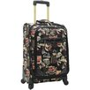 "<strong>Hat's Off 21"" Spinner Suitcase</strong> by Oleg Cassini"