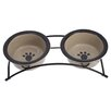 <strong>Petrageous Designs</strong> Buddy's Best Elevated  Dog Feeder