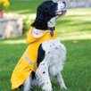 <strong>Petrageous Designs</strong> Seattle Slicker Dog Raincoat in Yellow