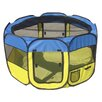 Pet Life 'All Terrain' Lightweight Collapsible Travel Dog Pen