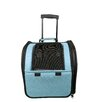 Pet Life Airline Approved Wheeled Travel Pet Carrier