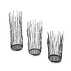 Danya B Willow Votive 3 Piece Candle Holder Set