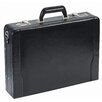 <strong>Solo Cases</strong> Leather Laptop Attache Case