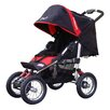 BeBeLove Single Jogger Stroller with Suspension