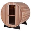 <strong>6 Person Barrel Sauna</strong> by Almost Heaven Saunas LLC