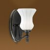 <strong>Amesbury 1 Light Wall Sconce</strong> by Eurofase