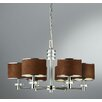 <strong>Eurofase</strong> Savvy 6 Light Chandelier