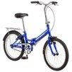 Schwinn Folding Hinge - Steel Frame 1 Speed Cruiser Bike