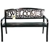 <strong>Metal Welcome Bench</strong> by United General Supply CO., INC