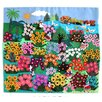 <strong>Novica</strong> World of Nature' Applique by Maria Uyauri Wall Hanging