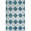 nuLOOM Cine Light Blue Margaret Area Rug