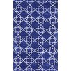 nuLOOM Cine Royal Blue Maggie Area Rug