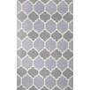 nuLOOM Cine Grey Doris Area Rug