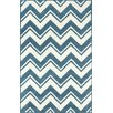 <strong>Gradient Blue Soni Rug</strong> by nuLOOM