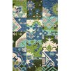nuLOOM Meadowbrook Blue Sultana Rug