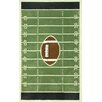 nuLOOM Cine Green Touch Down Area Rug