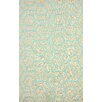 nuLOOM Air Libre Blue Charles Indoor/Outdoor Area Rug