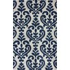 <strong>Cine Navy Sarah Rug</strong> by nuLOOM