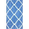 nuLOOM Block Island Blue Beatrice Area Rug