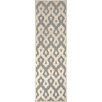 nuLOOM Velu Light Grey Perrily Rug