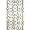 nuLOOM Novel Grey Elisa Indoor/Outdoor Area Rug