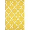 nuLOOM Varanas Yellow Holly Rug